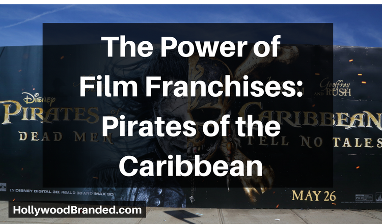 Franchise Film Success Case Study: Pirates Of The Caribbean