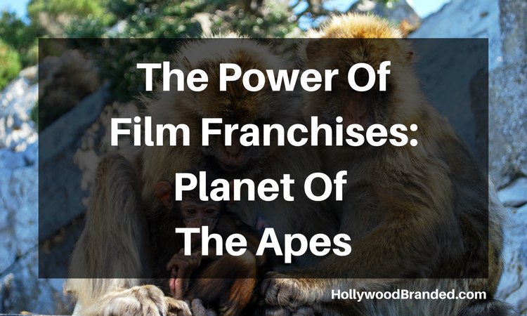 A Glimpse Into Franchise Power Of The Planet Of The Apes