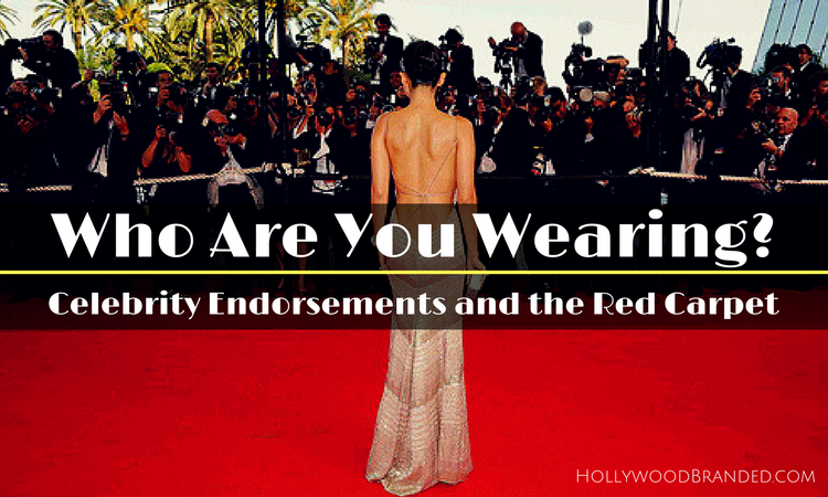 Who Are You Wearing? Celebrity Styles On The Red Carpet