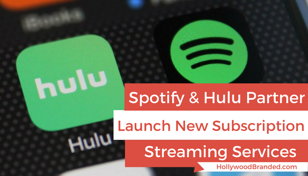 spotify and hulu for students