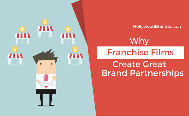 Why Franchise Films And Book Spinoffs Create Great Brand Partnerships