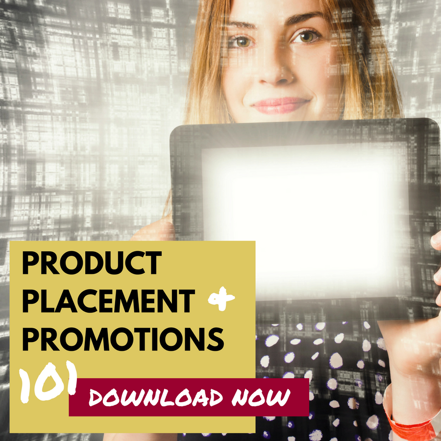 Product Placement & Co-Promotions 101 Guide